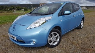 Nissan Leaf Sale Orkney Now Sold Coventry Customer