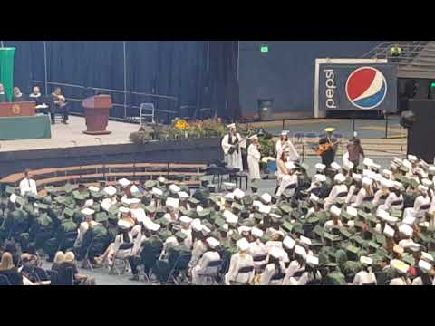 Flagstaff High School Graduation Performance Have it All written by Jason Mraz