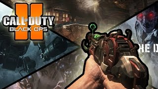 ROUND 30 ALL MAPS IN BLACK OPS 2 Zombies PART #2 #FusionArmy