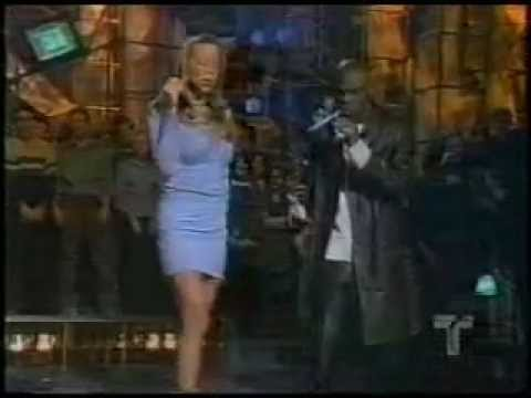 Mariah Carey and Joe - Thank God I Found You Live on Musica Si