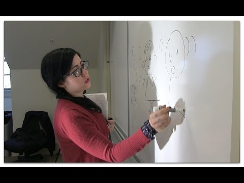Graphic writing: In class with Nicole Georges