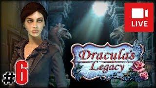 """[Archiwum] Live - DRACULA'S LEGACY (3) - [1/4] - """"Głowa, prąd i czosnek"""""""