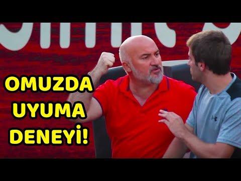 Omuzda Uyuma Şakası - The Post