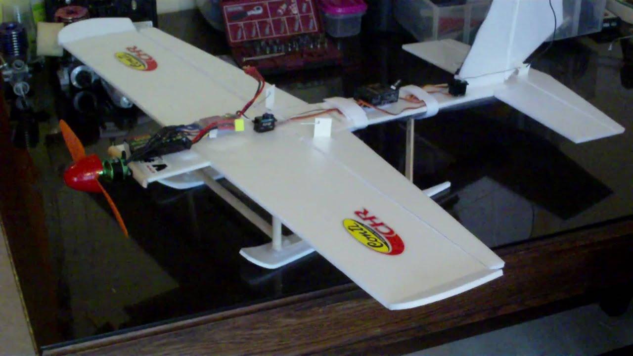 Comment fabriquer son avion en depron youtube - Comment fabriquer son fixie ...