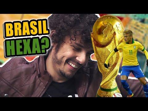 BRASIL HEXA???