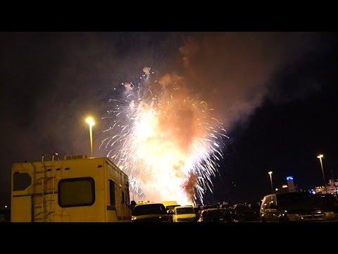 FIREWORKS ACCIDENT, LAUGHLIN NV 2015