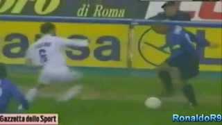 the real ronaldo r9 fenomen best goals and skills