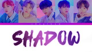 ab6ix 에이비식스 - Shadow color Coded s Hanromeng