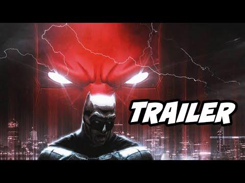 Batman Gotham Knights Trailer 2021 – Red Hood and Batman Movies Easter Eggs Breakdown
