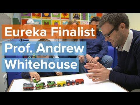 Eureka 2017 Finalist: Professor Andrew Whitehouse