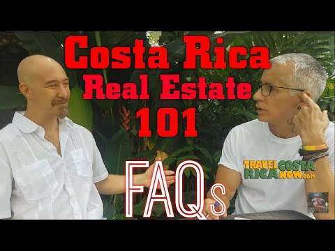 Buying💰 Real Estate In🇨🇷 Costa Rica 🏠 The 101 Property,🛍️ Land, Investment In Costa Rica