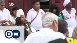 سلام مأمول في كولومبيا بعد أكثر من نصف قرن من الحرب | الأخبار