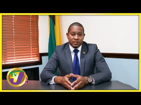 Jamaica Labour Party MP - Floyd Green   TVJ All Angles - Sept 15 2021