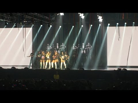 Little Mix- Shout Out To My EX 09/10/17 (Aberdeen)