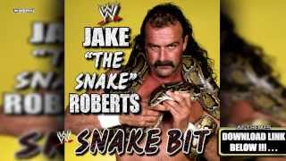 "WWE: ""Snake Bit"" (Jake ""The Snake"" Roberts) Theme Song + AE (Arena Effect)"