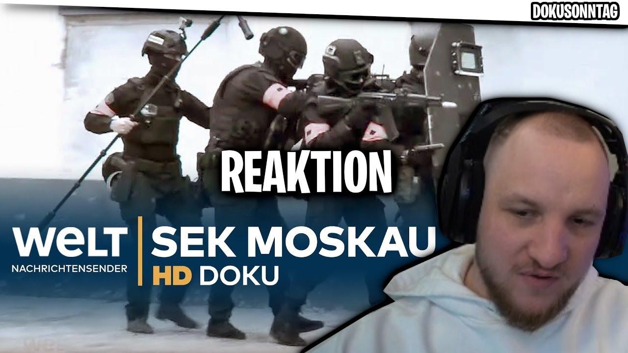 SEK Moskau - Verbrecherjagd in der Millionenmetropole - REAKTION | ELoTRiX Livestream Highlights