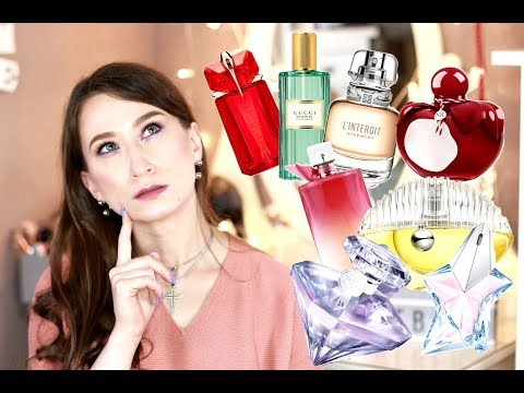 Новые ароматы люкс  Mugler, YSL, Gucci, Nina Ricci, Kenzo, Givenchy, Lancome😱
