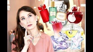 Новые ароматы люкс  Mugler, YSL, Gucci, Nina Ricci, Kenzo, Givenchy, Lancome? - Видео от Вебер Ксения