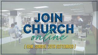 Emmanuel EFC Live - Prayer III: Concerted Prayer - The Power of Praying Together by Pastor Hon Chien