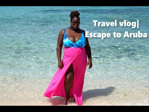 Travel Vlog | Escape to Aruba