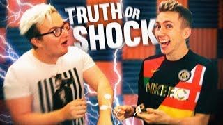 WHAT WE DO WHEN WE'RE ALONE!! - TRUTH OR SHOCK w/ MiniMinter (Shocking Truths)
