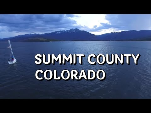 The Beauty of Summit County (Colorado) 4k
