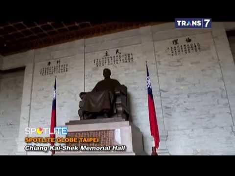 SPOTLITE GLOBE: TAIPEI