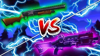Should YOU USE The DOUBLE-PUMP Or TACTICAL SHOTGUN! (Fortnite Battle Royale)