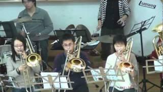 """國立嘉義大學管樂社 - Iko Iko (Composed by James """"Sugar Boy"""" Crawford)"""
