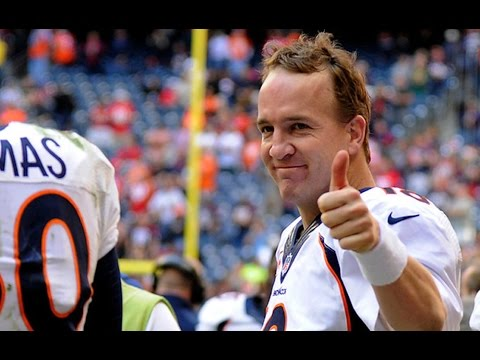 Is it a big deal that Peyton Manning isn