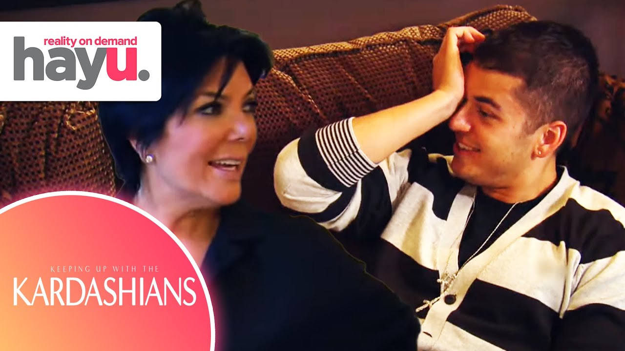 Download Kris Accidentally Slips Rob Viagra   Season 4   Keeping Up With The Kardashians