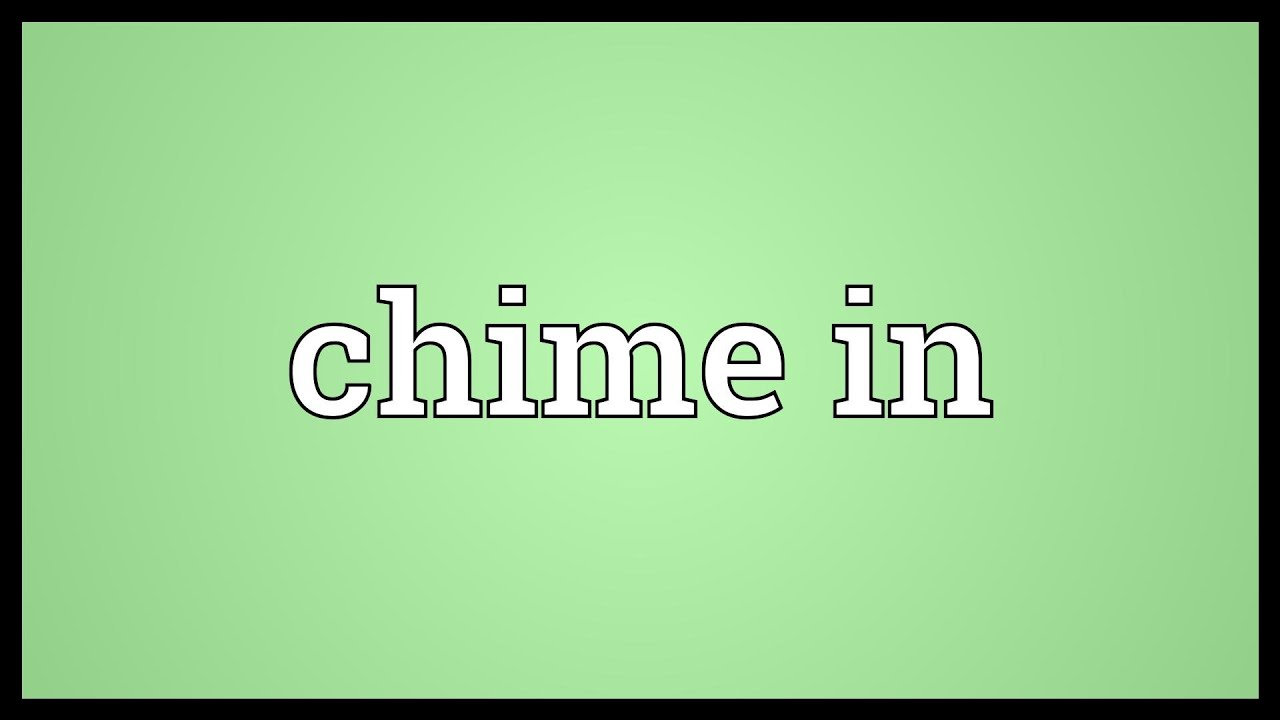 162 Words related to CHIMED, CHIMED Synonyms, CHIMED