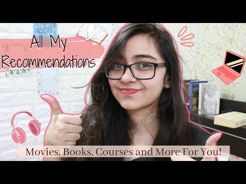 All My October Recommendations 📺 movies, 📖 books, 🎙️  podcasts and more!