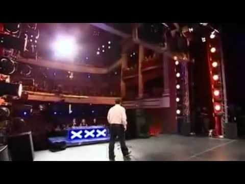 Jamie Pugh Britains Got Talent Episode 4 The new Susan Boyle