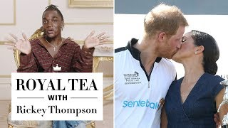 The Shocking Rules Royals Are Required to Follow-With Rickey Thompson | Royal Tea | Harper's BAZAAR