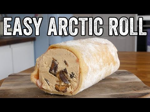 Easy Arctic Roll Recipe