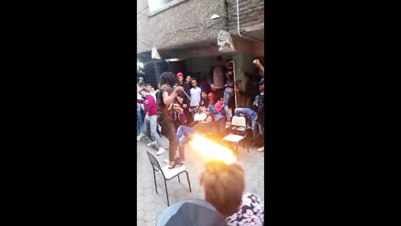 رقص فاجر بالجنزير معتصم فوكس من تنجيد اخت محمد زيزو/ اورج اسلام شيبسي 2019