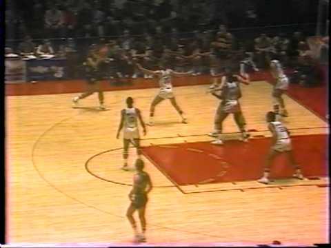 ND vs. Kentucky basketball 1981