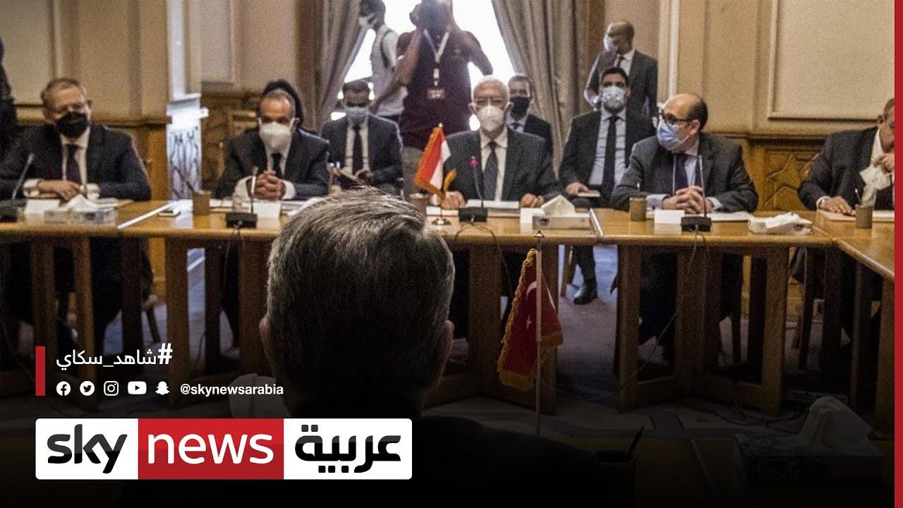 الإدارة الأميركية تراقب المحادثات المصرية التركية  - نشر قبل 17 دقيقة