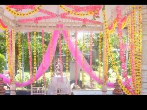 Indian Wedding Mandap Decorator in Sydney 0422407502