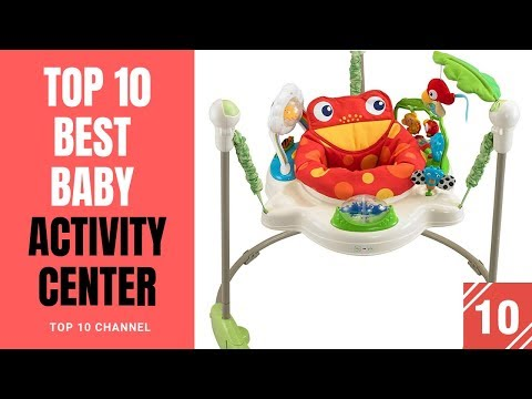 Top 10 Best Baby Activity Center 2020 Reviews