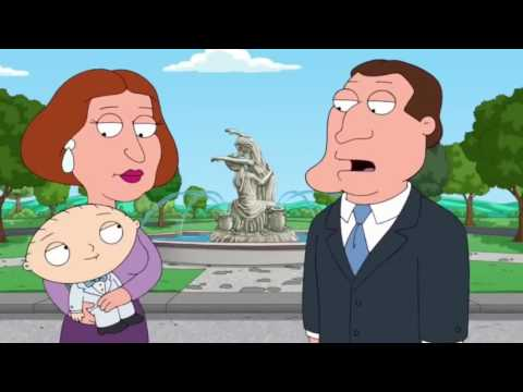 Family Guy - Why Stewie is British
