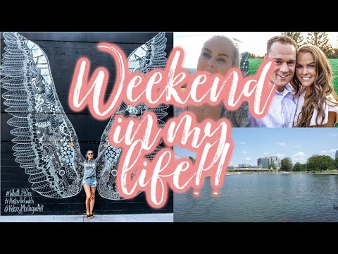 WEEKEND IN MY LIFE | WE ARE MOVING! thumbnail