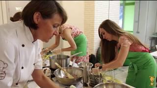 Кулинарный мастер-класс в Киеве: итальянская и французская кухня