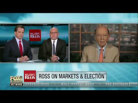 Wilbur Ross on October jobs report: All jobs are not created
