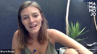 Interview 6: Anke Verbruggen (founder Mama Mojo) in gesprek met Bryre Roots.