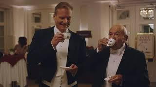 Die TEEKANNE am Kaffeebohnenball.