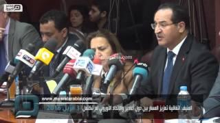 فيديو| «المنيف»: تعزيز المسار بين «أغادير» والأوروبي لم تكتمل