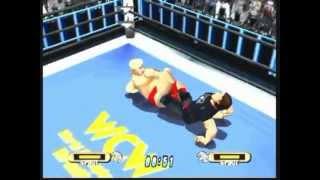 WCW vs. NWO: World Tour (N64) Gameplay