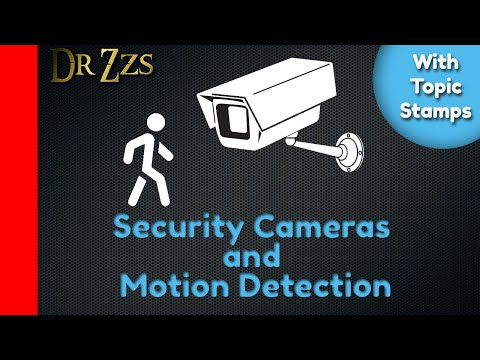 DrZzs Home Automation Live Stream (Security cameras and motion